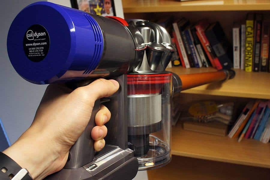Dyson Stick Vacuum Cleaner Review