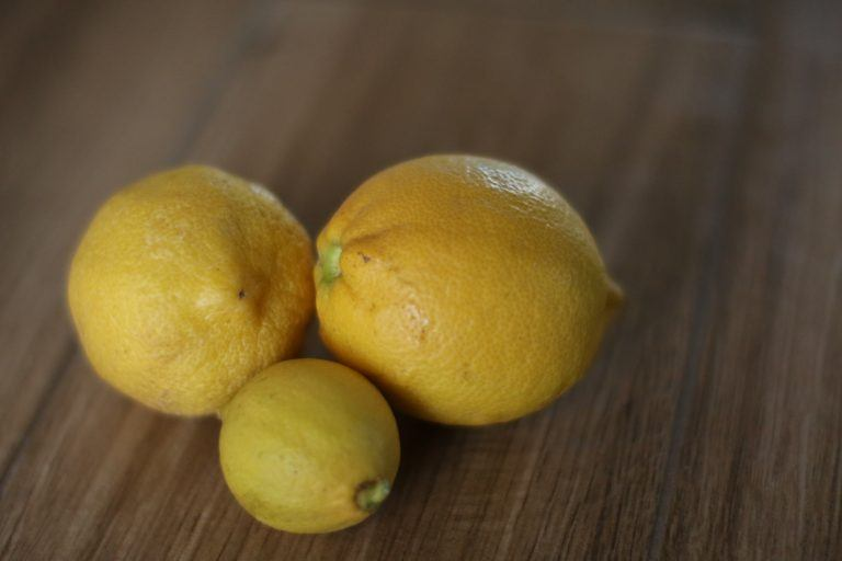 lemon hard wood floor cleaner