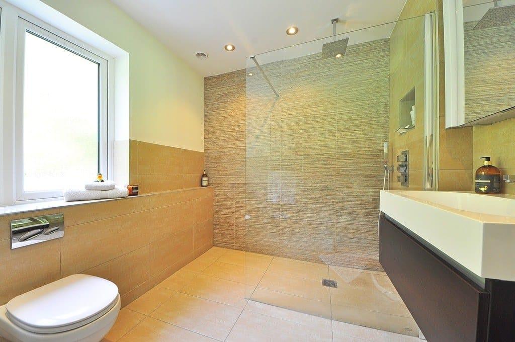 best cleaning method tile shower