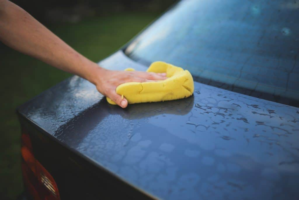 wash your own car