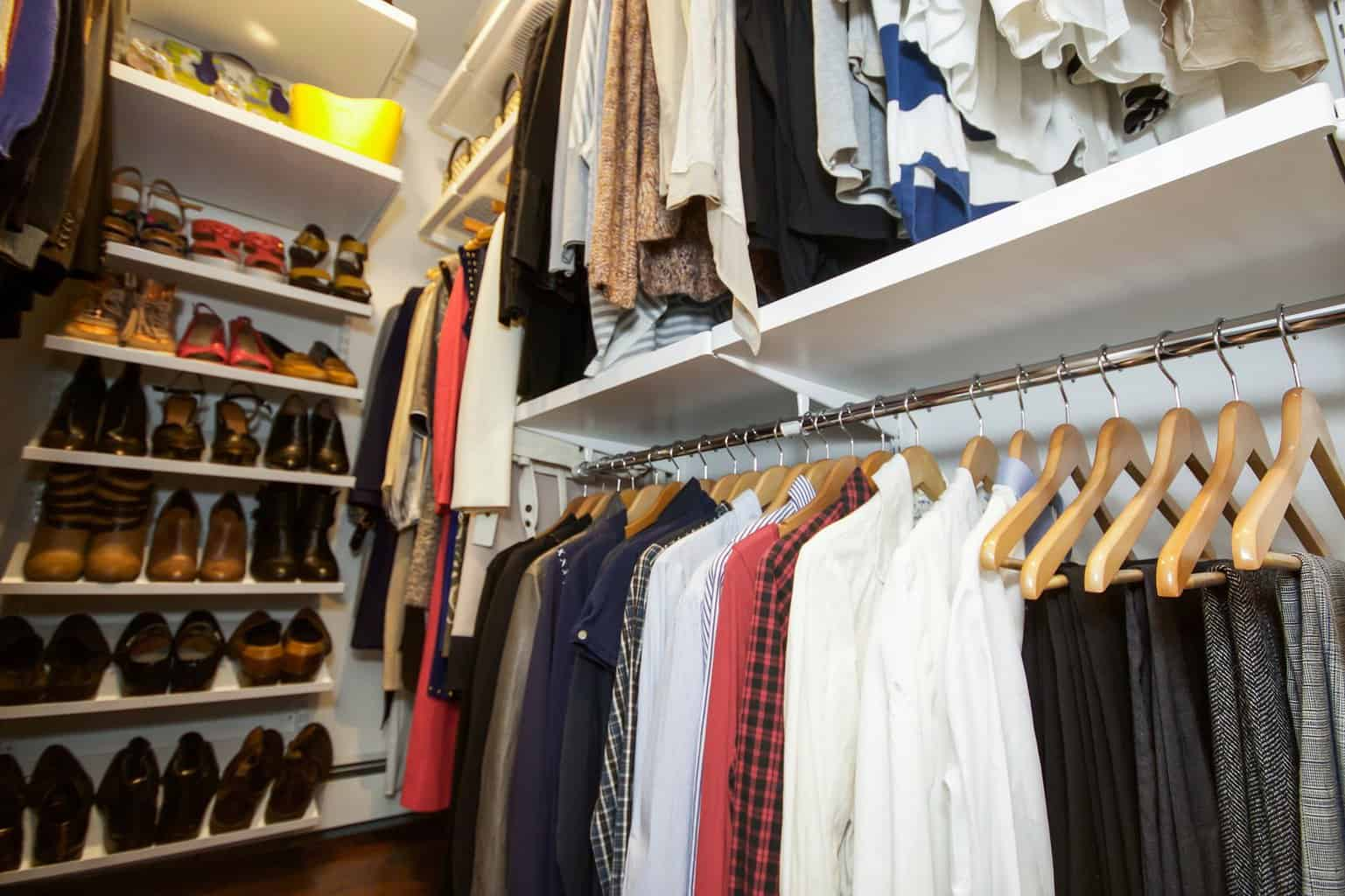 The Very Best Closet Organization System To Follow
