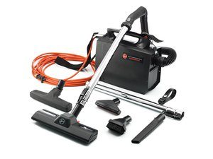 Hoover PortaPower Canister Vacuum Review