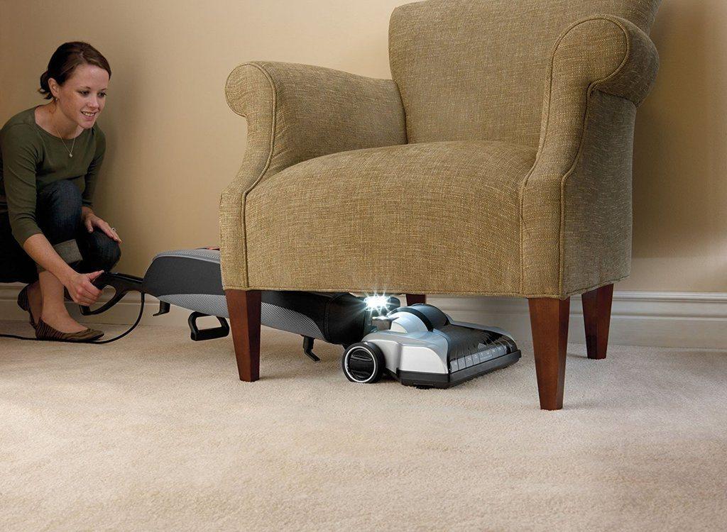 Hoover Platinum Upright Vacuum review