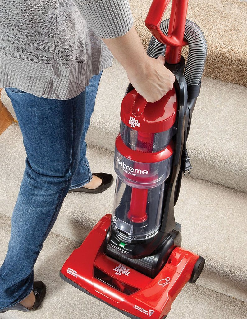 Dirt Devil Extreme Cyclonic Upright vacuum