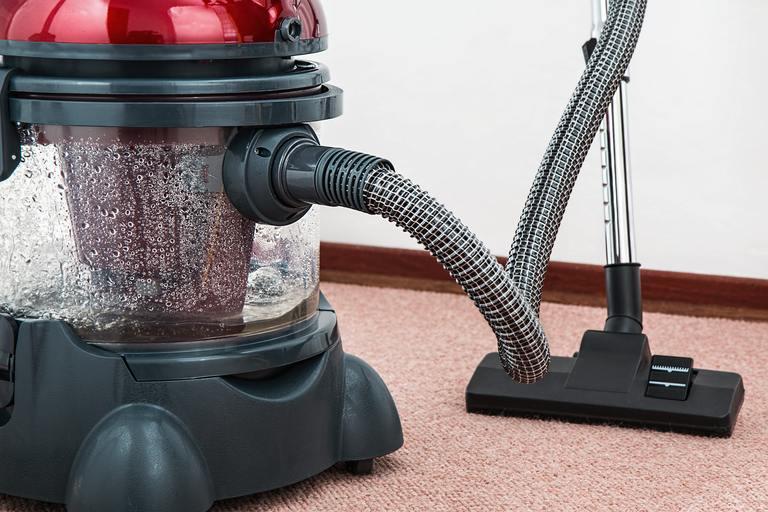 vacuum carpet steam clean