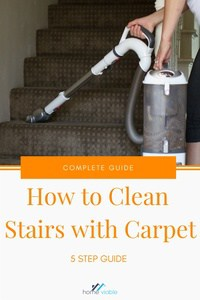 Tips And Tricks For How To Clean Your Carpeted Stairs