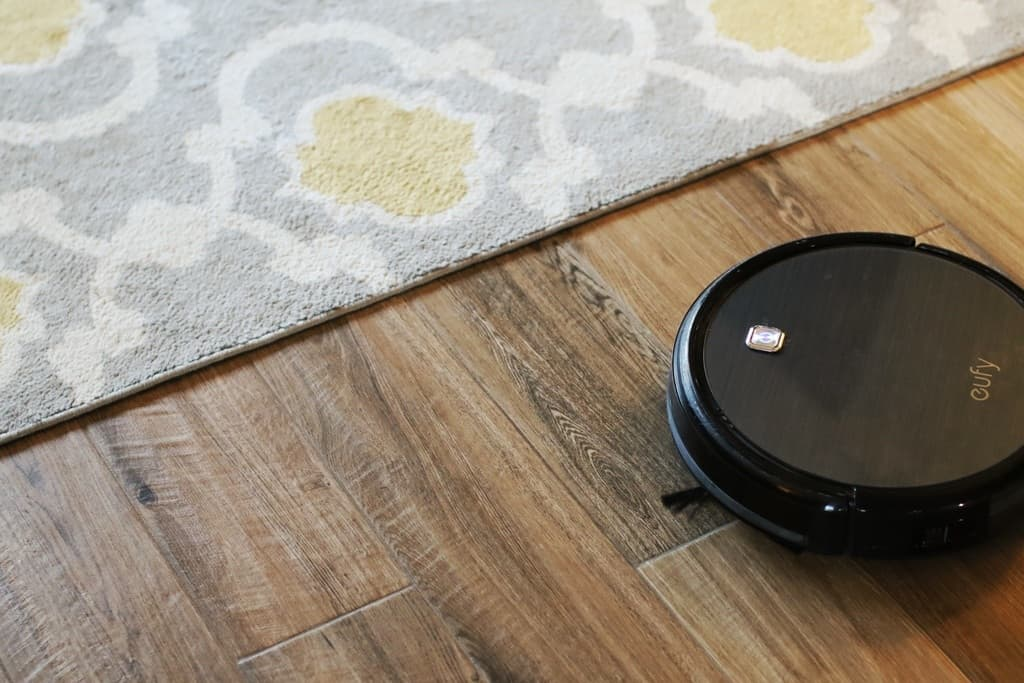 Eufy 11 robotic vacuums works best on hardwood flooring and low pile carpet