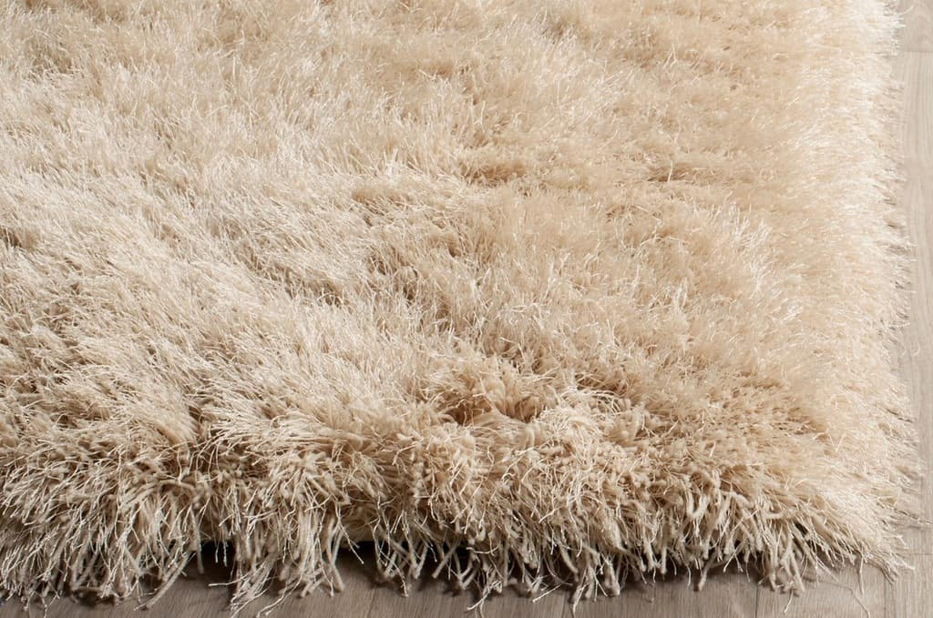 Super plush shag carpet