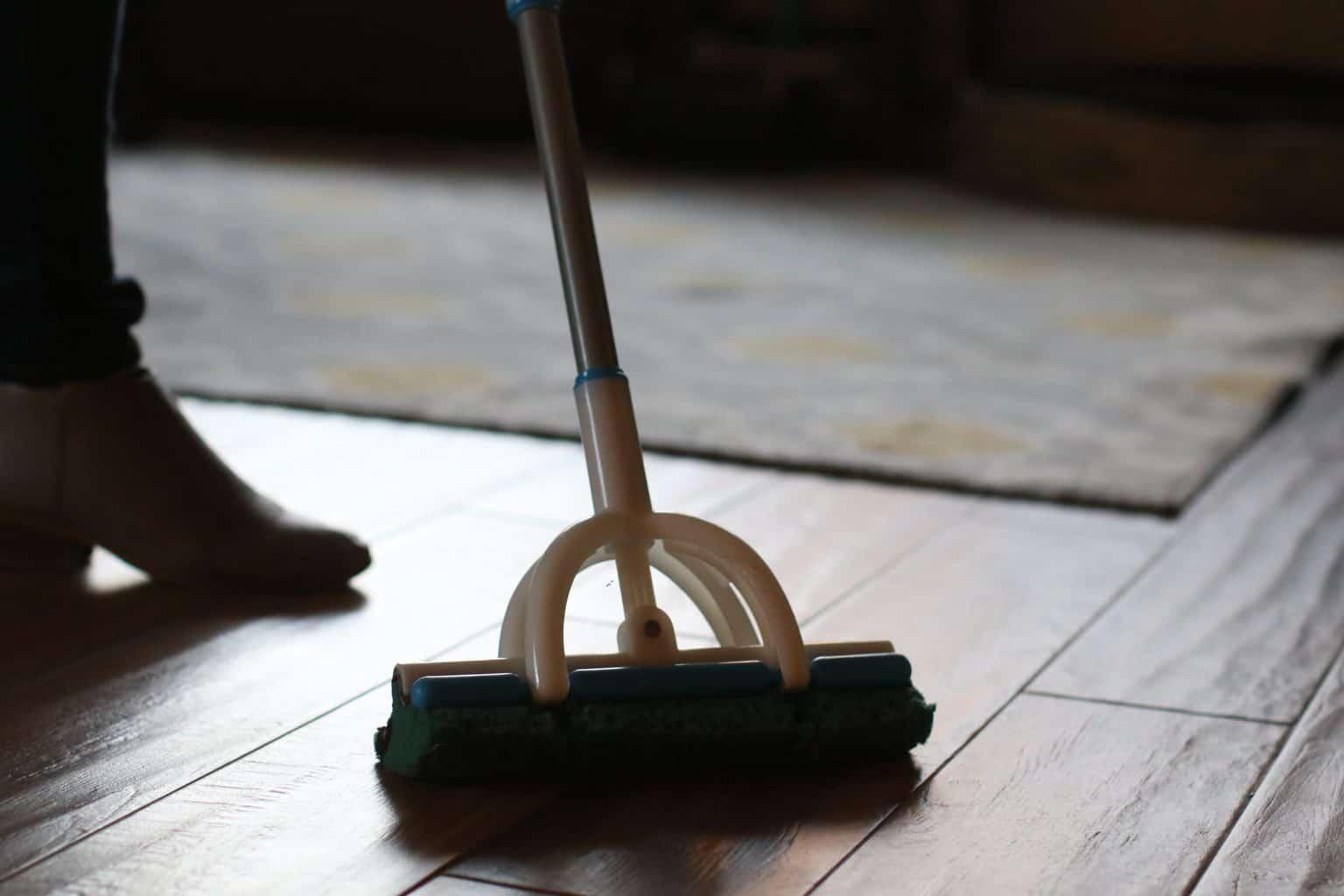 Foam mop