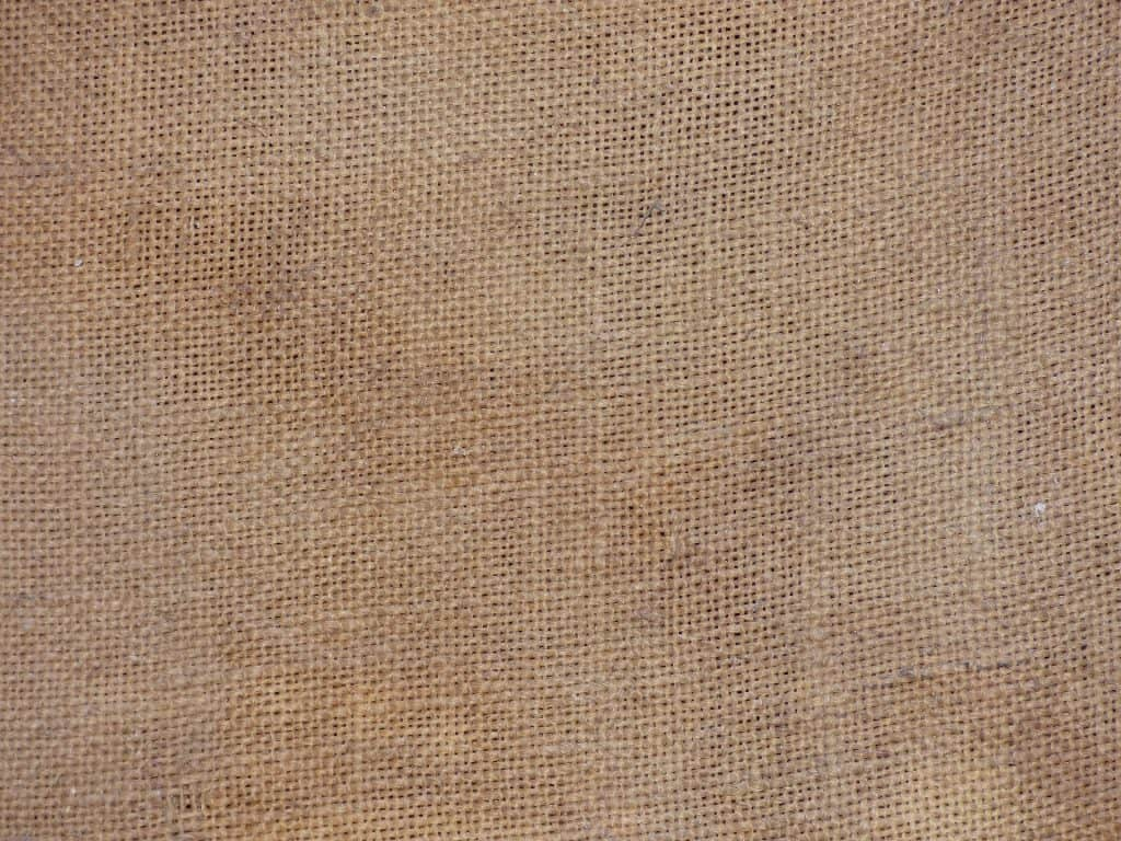 Burlap textile