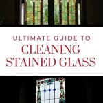 Cover image for ultimate guide to cleaning stained glass