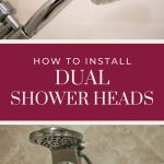 Cover image for how to install dual shower heads